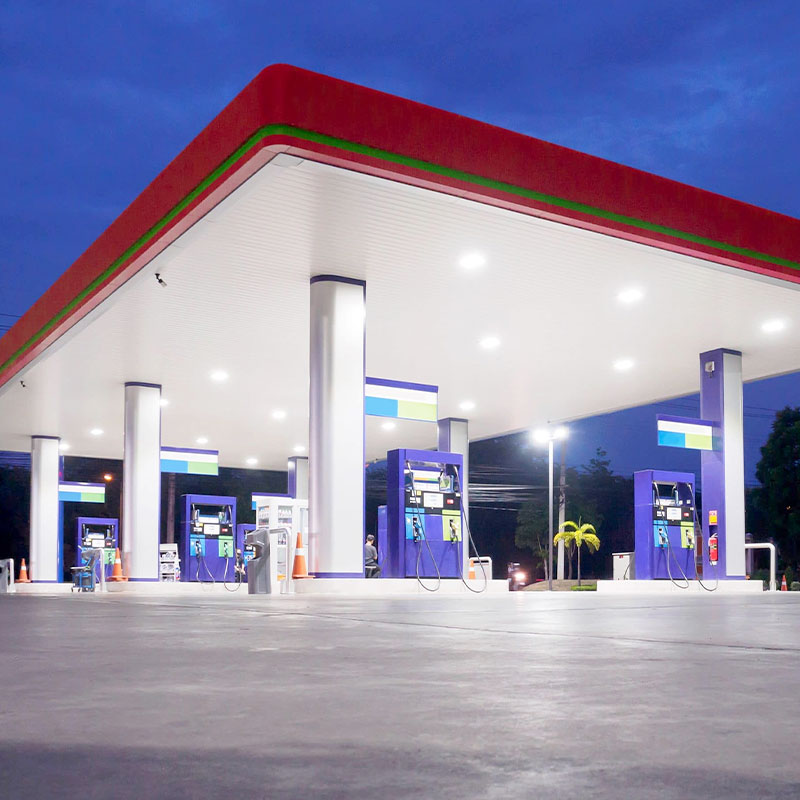 Service Station Cleaning Perth