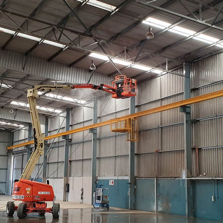 Factory Cleaning Perth