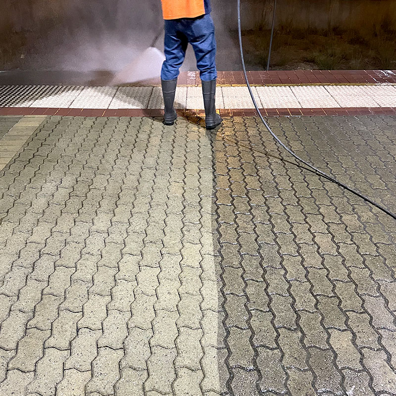Paver Cleaning Perth