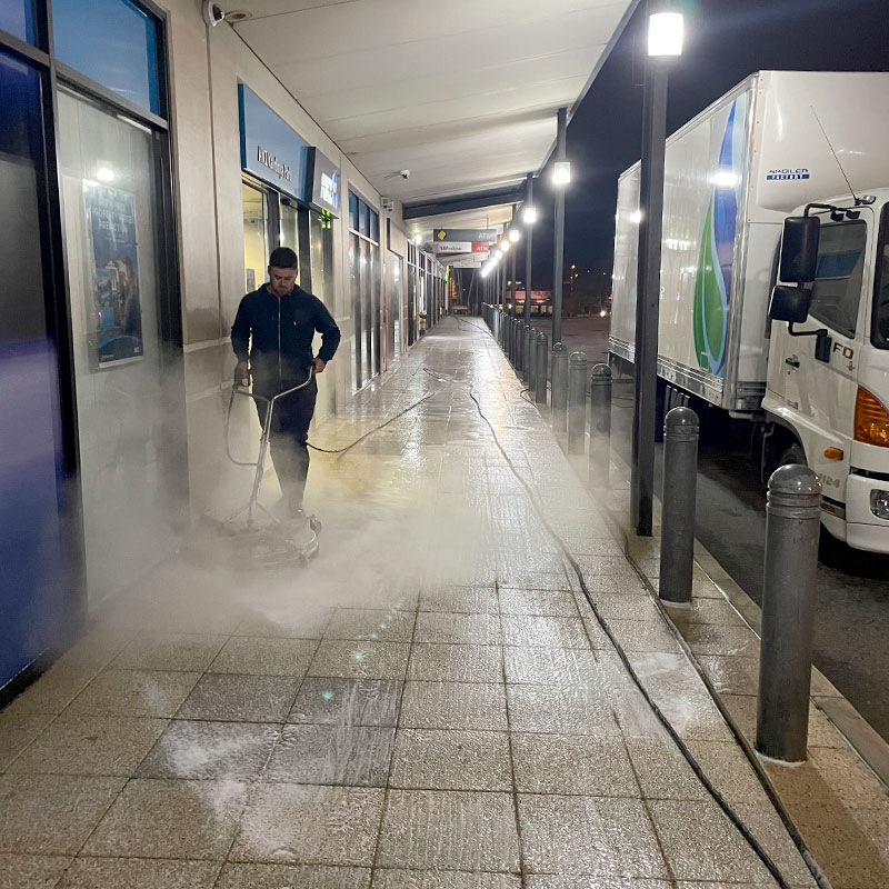 Shopping Centre Cleaning Services Perth